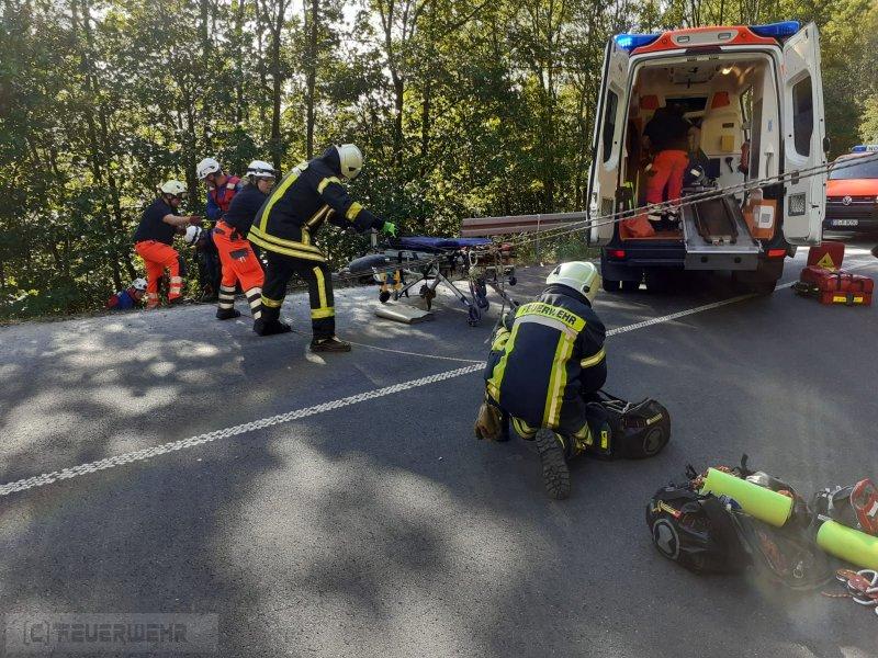 Technische Hilfeleistung vom 06.09.2019     (C) Freiwillige Feuerwehr Bergstadt Bad Grund (Harz) (2019)